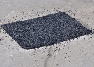 Pavement Repair & Patching